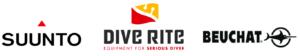 DIVE RITE, SUUNTO sukeldumisvarustus
